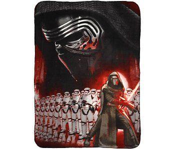 Star wars Fleece plaid the force awakens C 100x140cm
