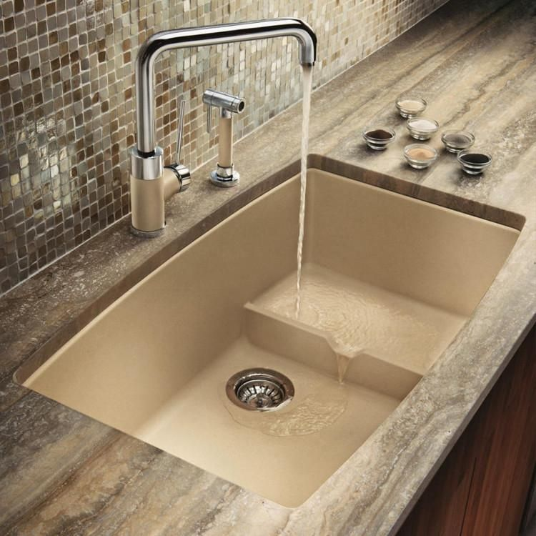 Blanco Performa 32 Cascade Super Single Bowl Granite Composite Sink I Showroom Sinks