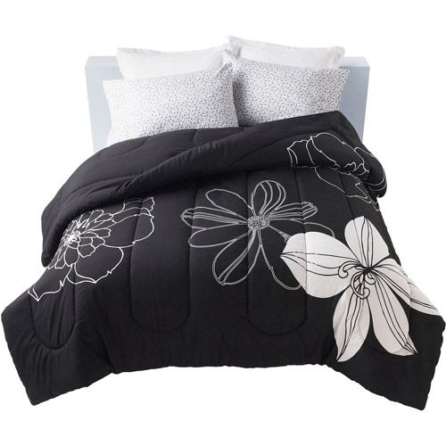 Black And White Twin Comforter Clearance Get It Together Black And