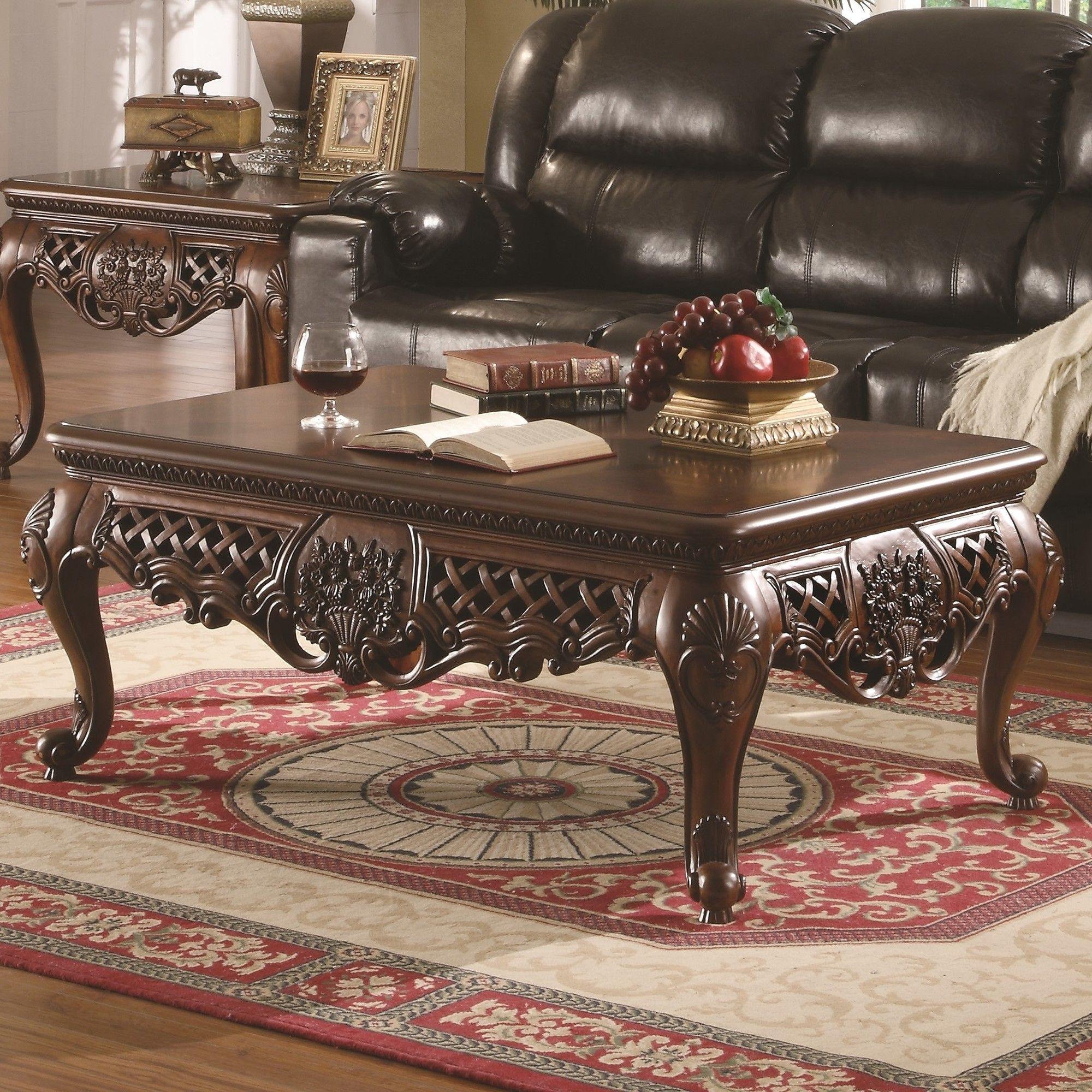 Camelot Coffee Table Coffee Table Coffee Table Wood Center Table Living Room [ 2000 x 2000 Pixel ]