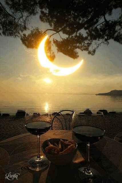 """Résultat de recherche d'images pour """"image clair de lune romantique"""""""