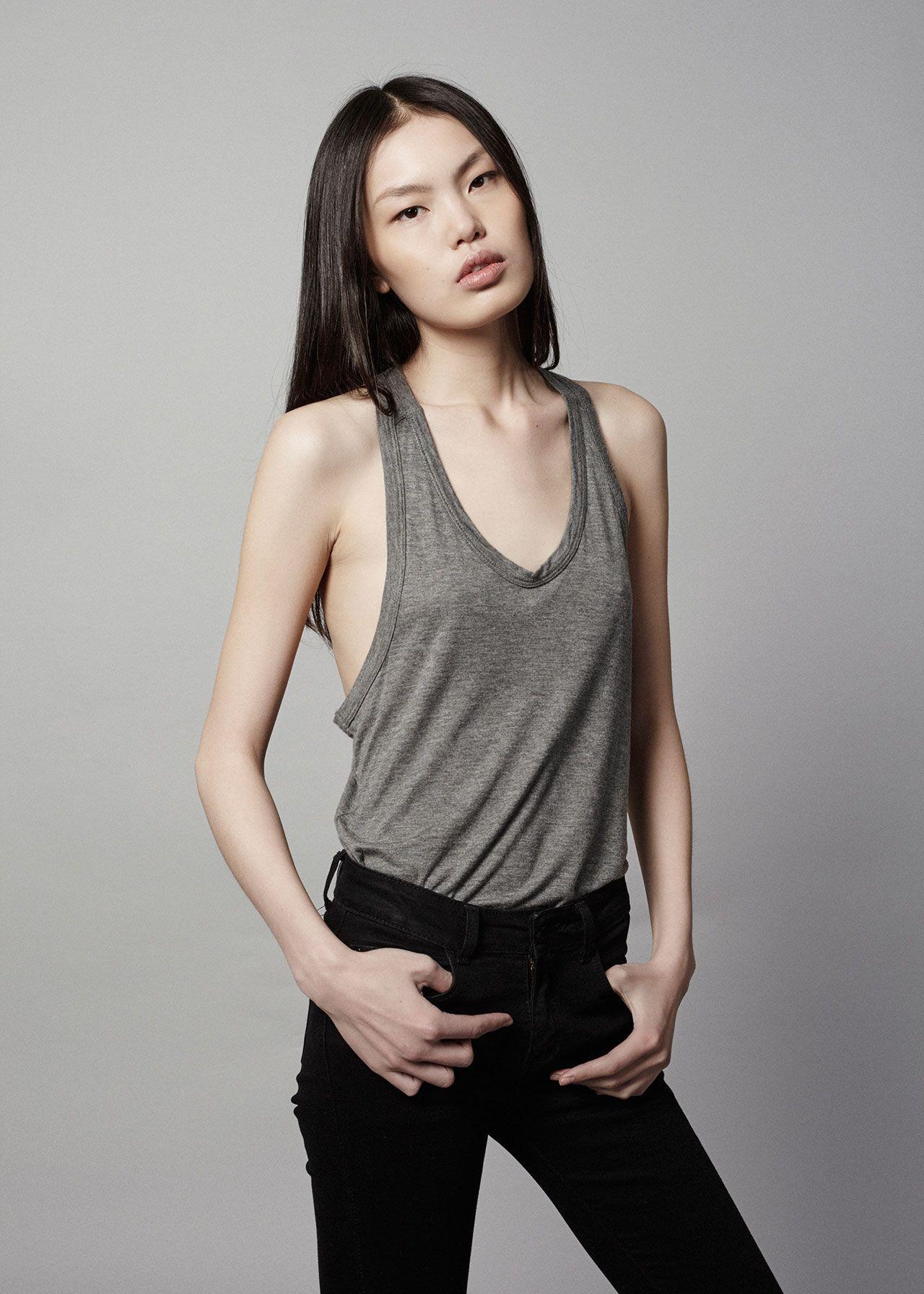 Asian Modeling