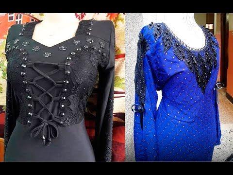 85850340b57b0 فصالات دشاديش عراقية وفساتين صيفي dishdasha dress 2017