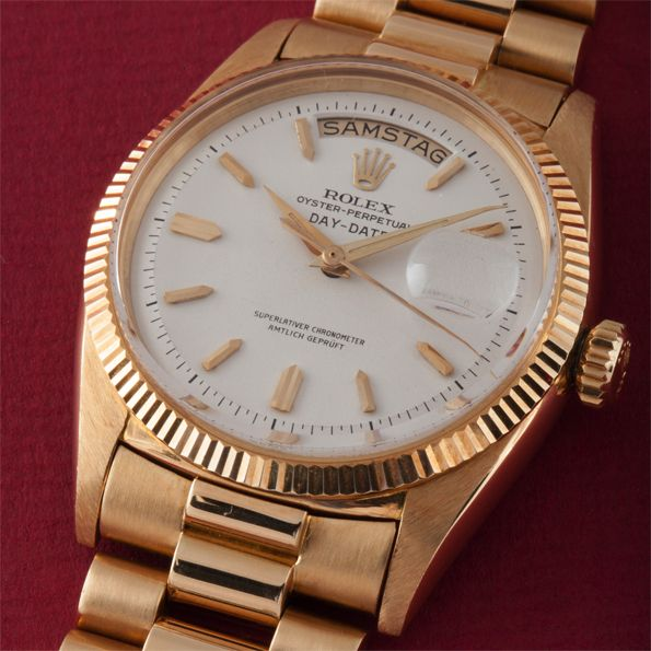 "#TOTB -- ""Glamorous Day-Date"" an auction by #PhillipsAuction about only #Rolex - #DayDate - #RolexDayDate"