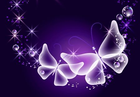 Neon Butterflies Desktop Nexus Wallpapers Neon Wallpaper Neon Backgrounds Purple Abstract