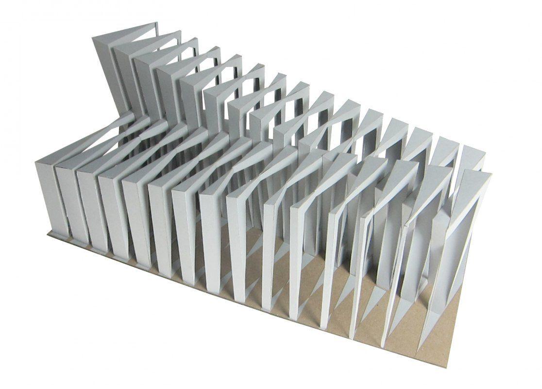 Architectural design under pressure yale school of for Void architecture definition