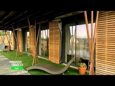 Maison bioclimatique Architecture Pinterest Architecture plan