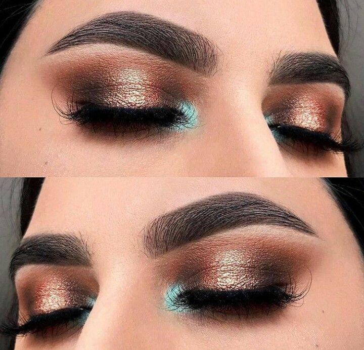Rainbow eye | Rainbow eyes, Eyes, Beauty hacks