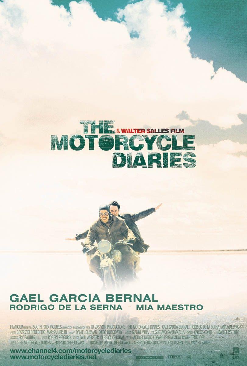 The Motorcycle Diaries Avec Images Film Movie Mia Maestro Carnets De Voyage
