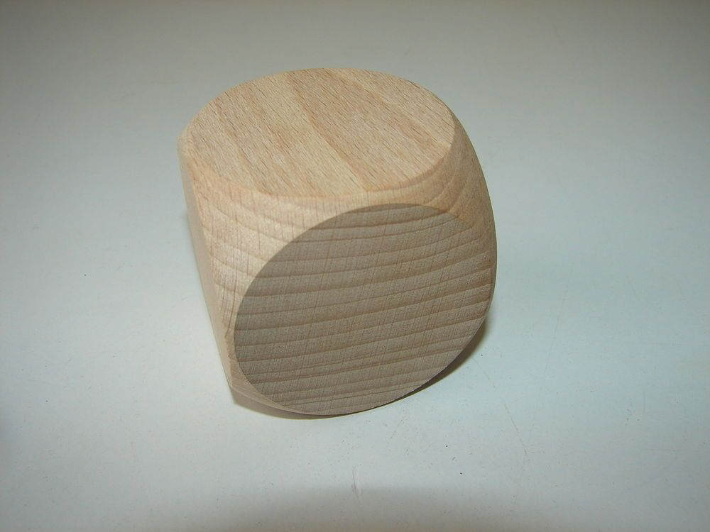 details zu holzwürfel buche 50mm würfel holz basteln verzierung ... - Holzbasteln