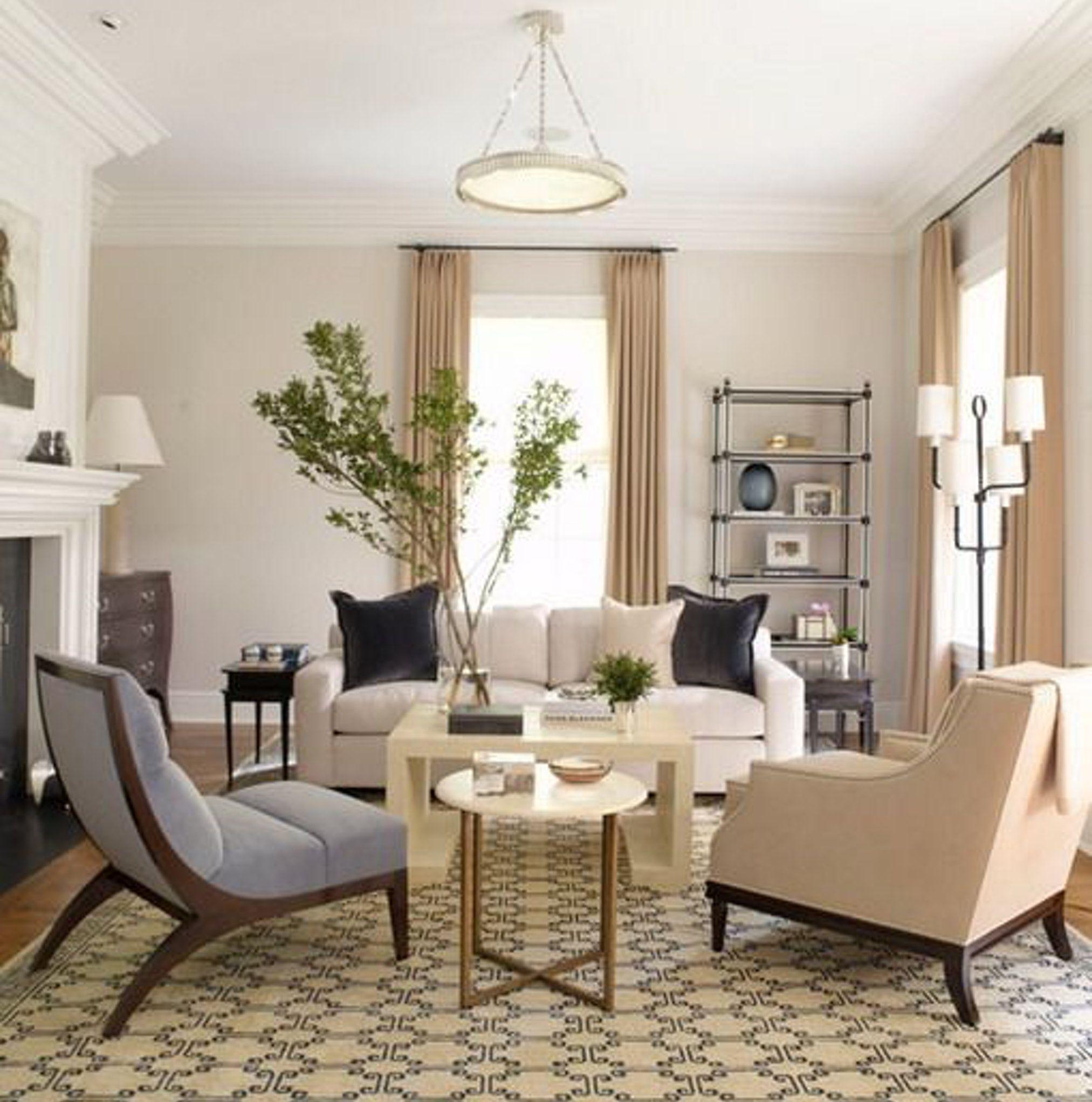 Interior Design Style Quiz Transitional Living Rooms