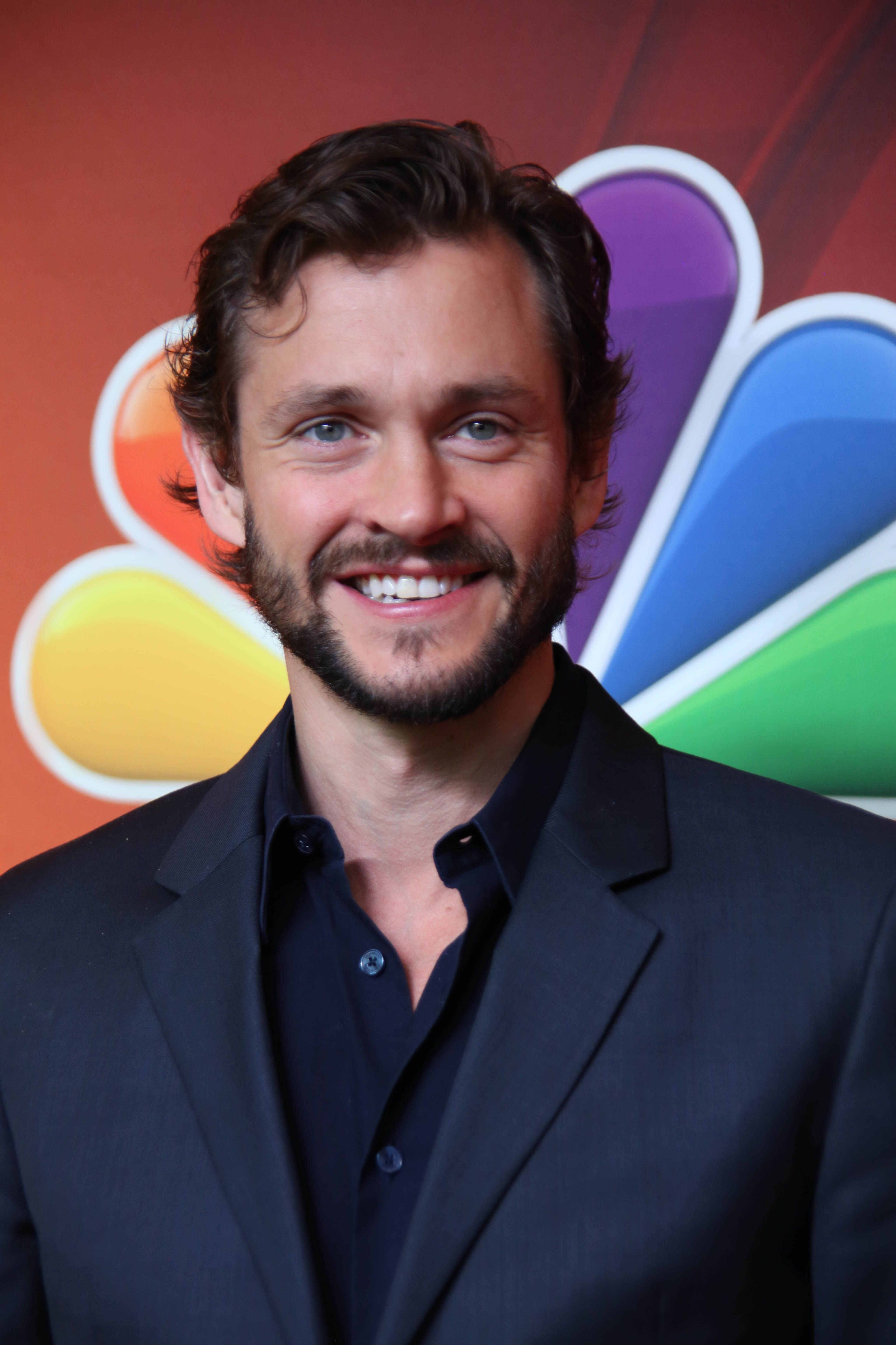 Hugh Dancy, 2014 NBC Upfront Presentation (high quality)