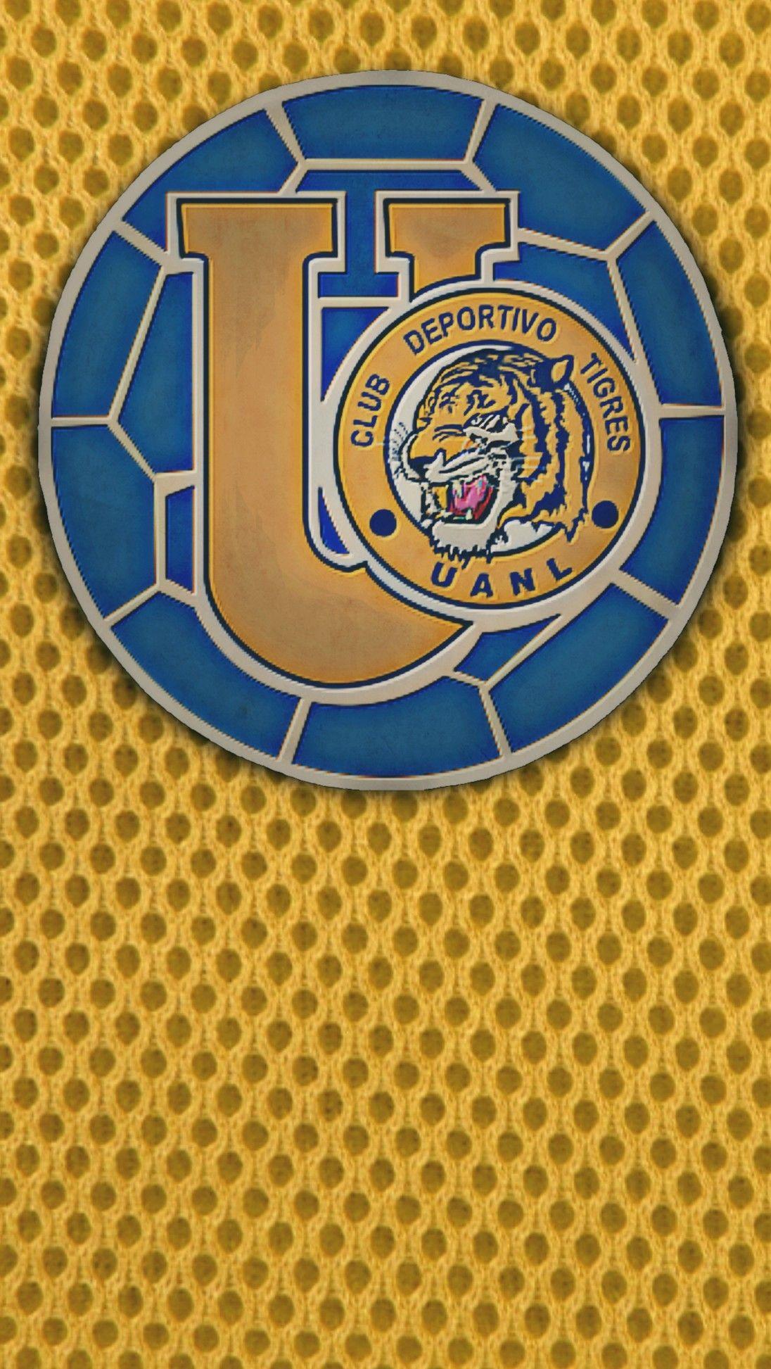 Tigres Uanl Escudo 80s Fondo De Pantalla Sports Mike Wallace