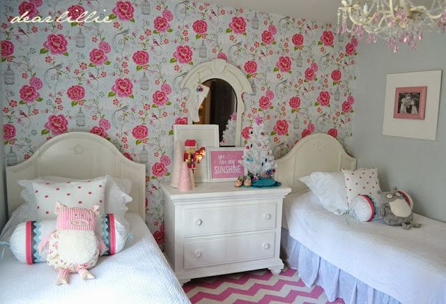Lillie And Lola S Christmas Room By Dear Lillie Christmas Room Dear Lillie Room Lillie and lola christmas rooms