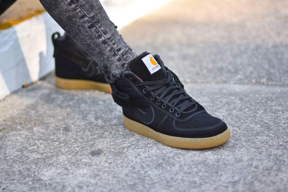 Carhartt x Nike Vandal High Supreme in