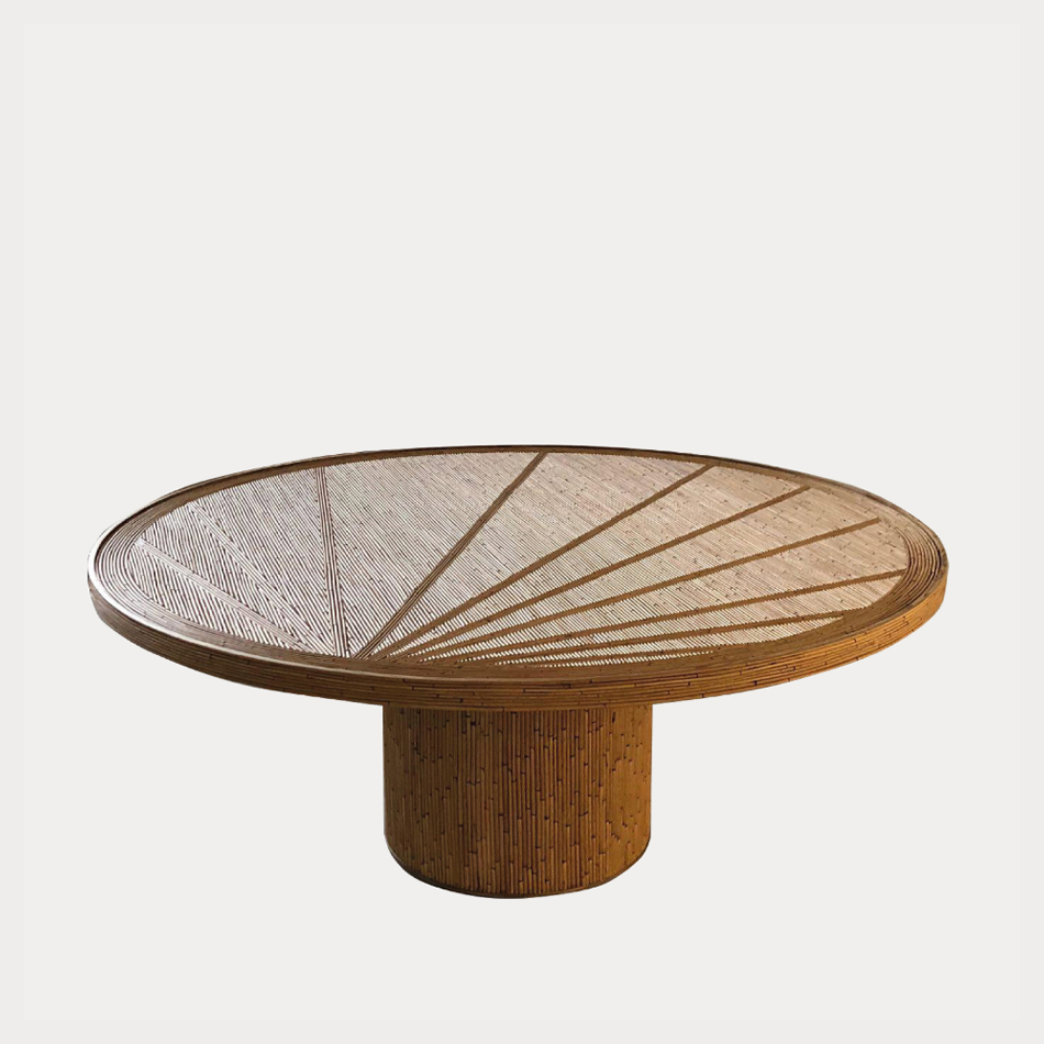 India Mahdavi Ralph Pucci International Interior And Furniture Design Round Dining Table Round Dining Dining Table