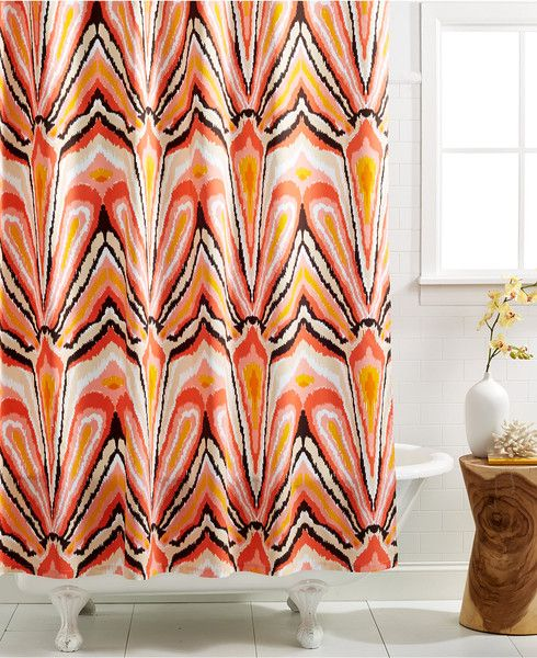 Sophisticated Fall Shower Curtains For Guest Bathrooms Fall