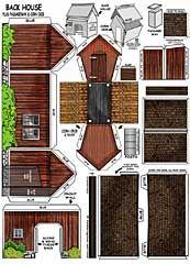 Resultado de imagem para free download paper house | Domki
