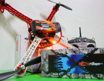DJI Flamewheel F450