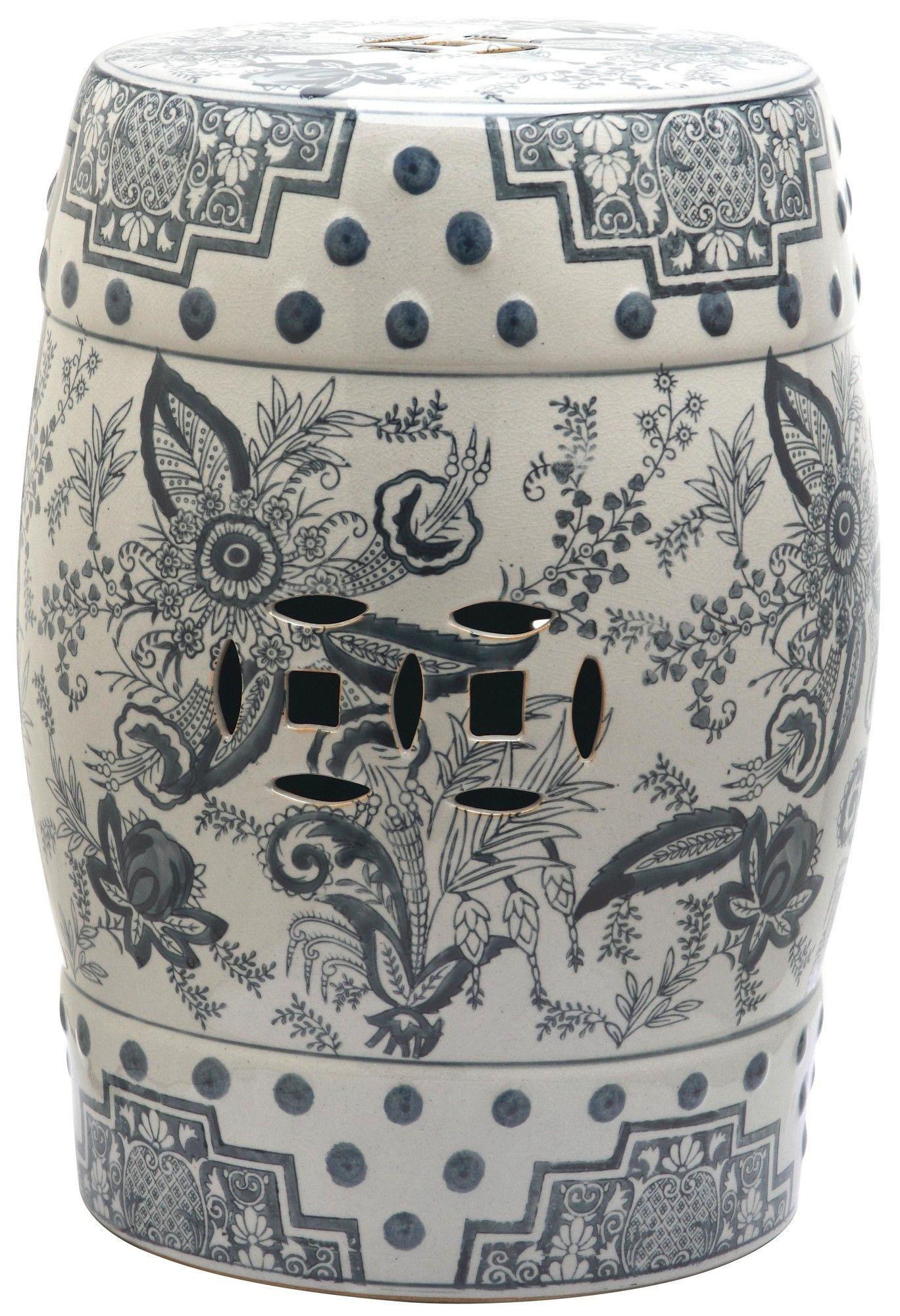 Super Pin By Leila Zayed On Porch Pagoda Garden Ceramic Garden Machost Co Dining Chair Design Ideas Machostcouk