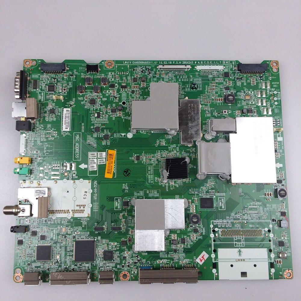 Lg 49ub8500 main board eax656584603 14 ebt63078506