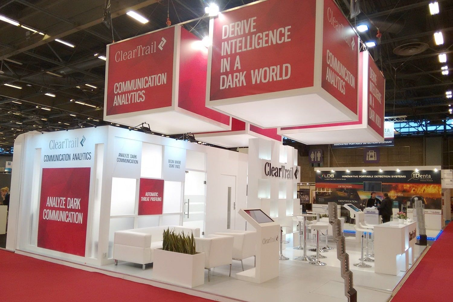 K Show 2019 Exhibition At Dusseldorf Germany Exhibition Stand