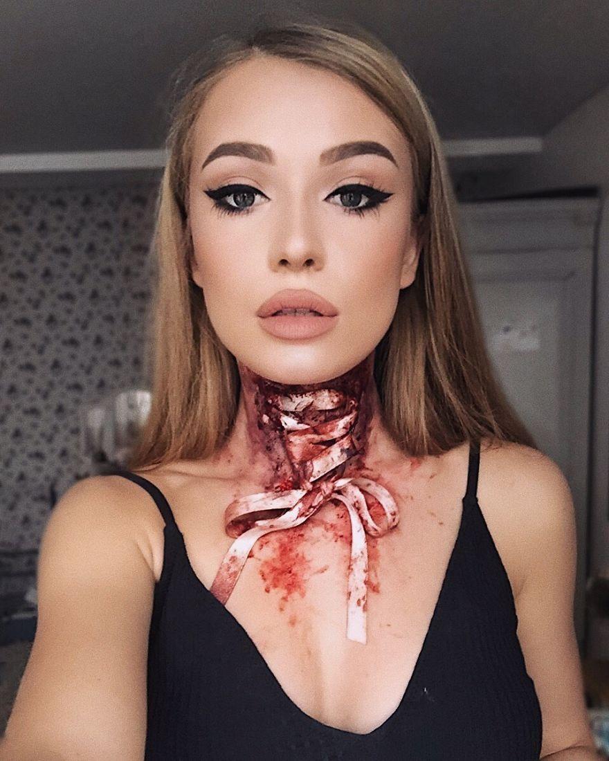 Irritierendes Make Up für Halloween – Gadget, Technik und Kunst- News #inktober2019