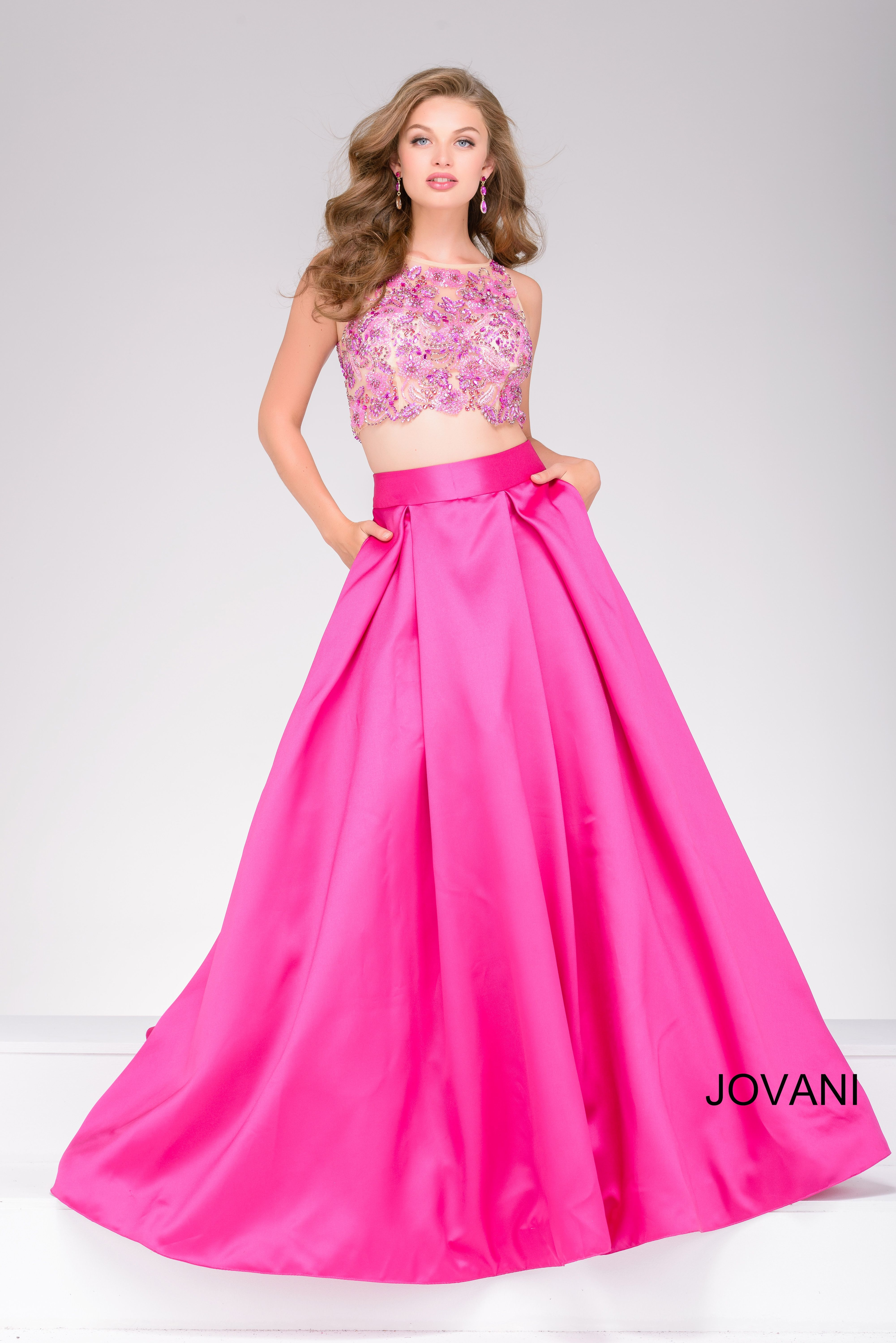 Pretty in pink style 47386 available at WhatchamaCallit #Boutique ...