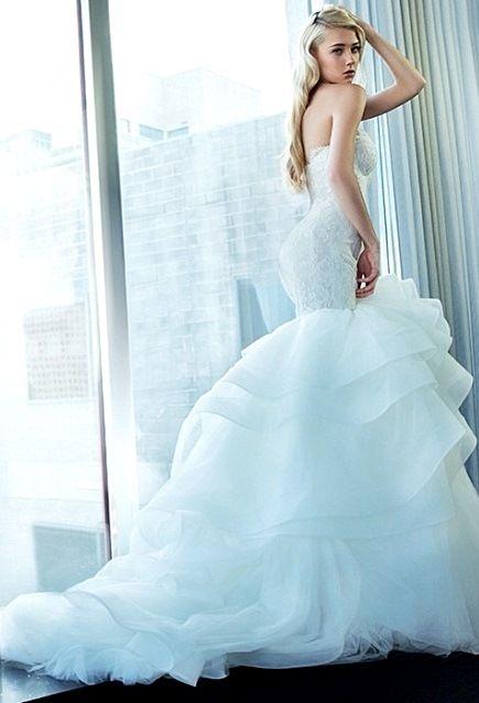 Steven Khalil   Loveluv   Pinterest   Wedding dress, Wedding and Wedding