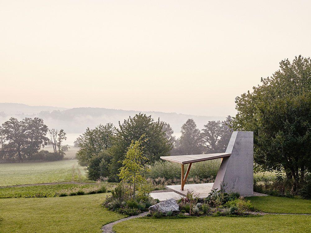 Neubau Gartenhäuschen am See, Boniswil