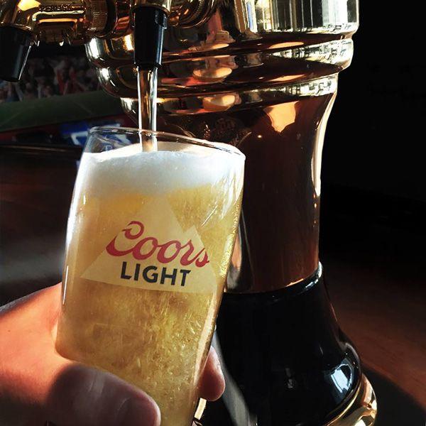Coors Light Calories Per Pint