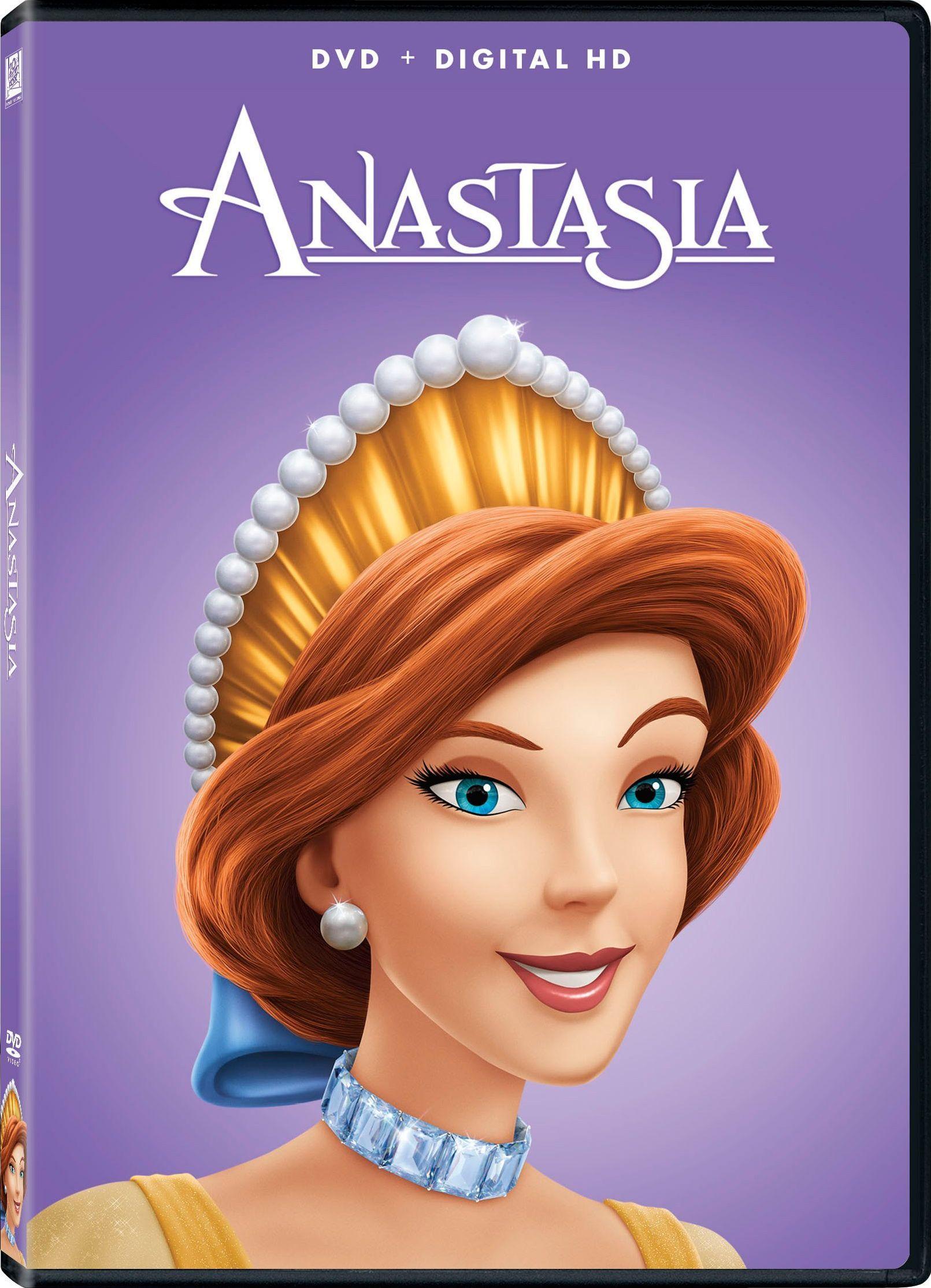 Anastasia dvd release date anastasia movie anastasia