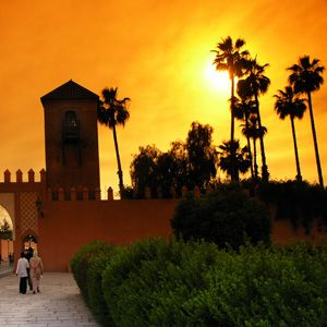 Marrakesh is justly reputed the most fascinating of all Moroccan cities - Spain, Portugal, & Morocco tour