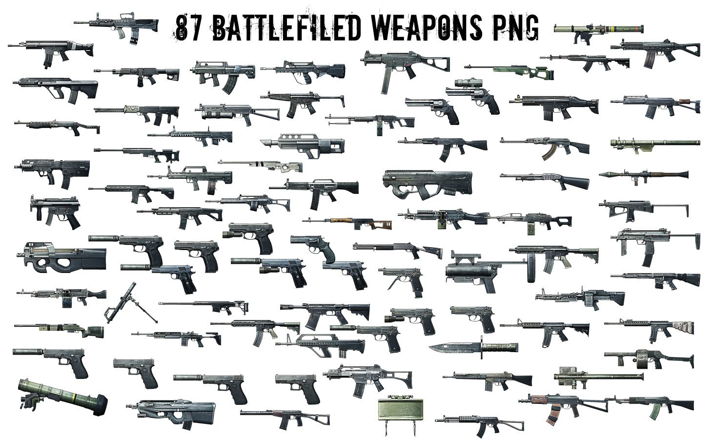 Pin On Bf3 Weapons