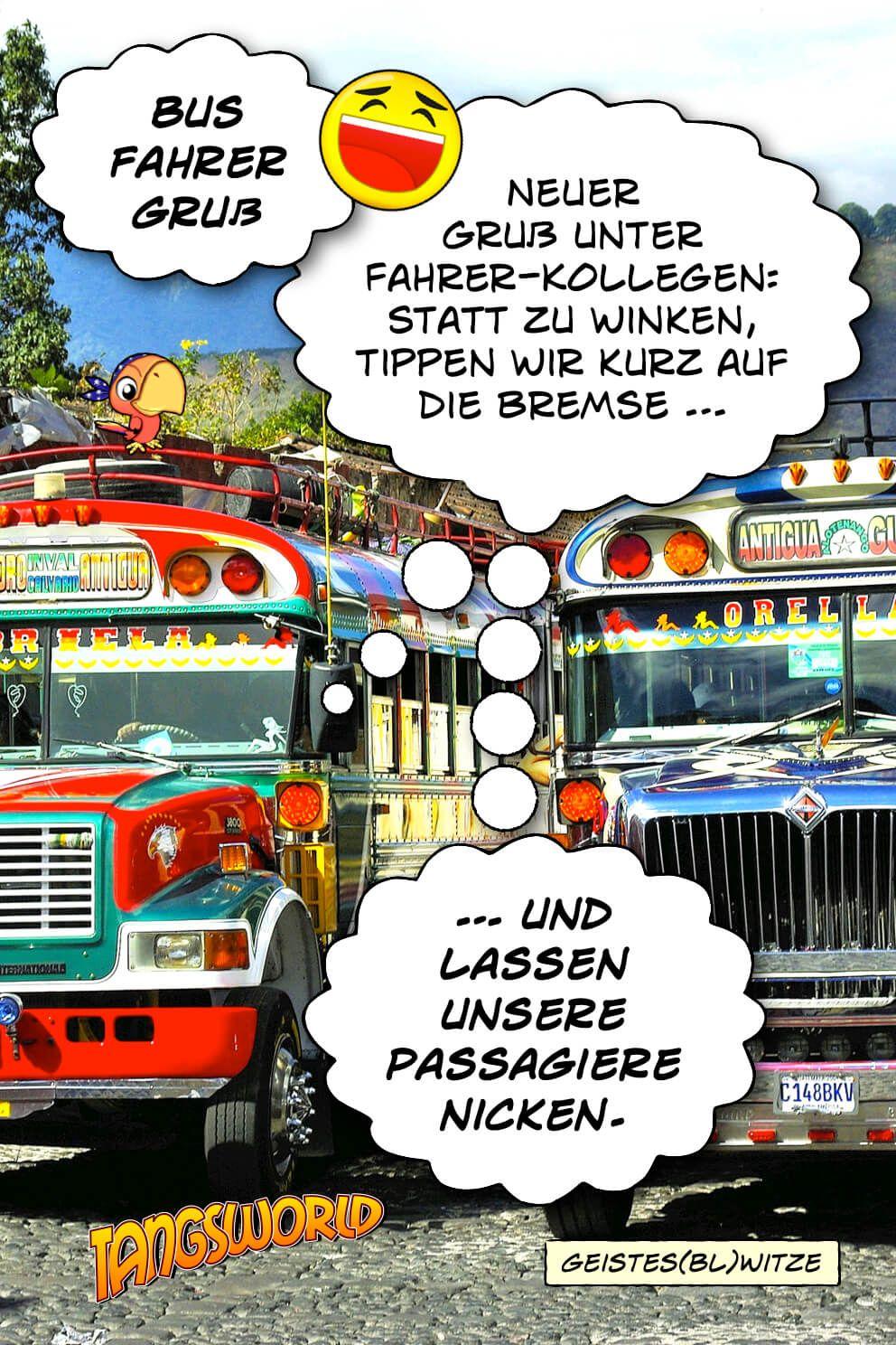 Lustige Bilder Busfahrt