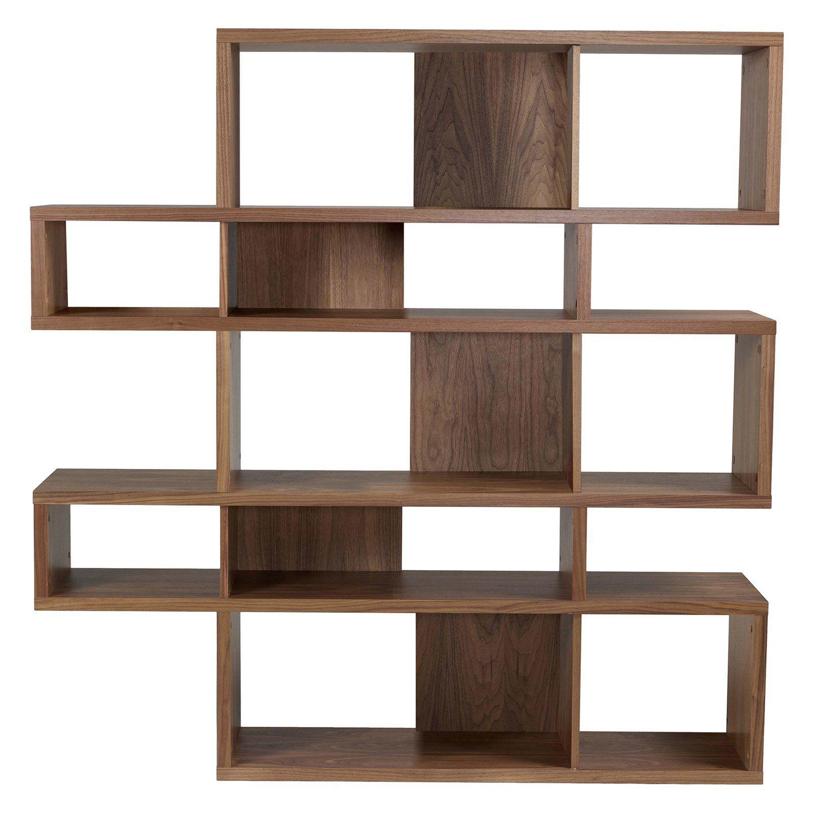 Tema Furniture London Composition Modular Bookcase