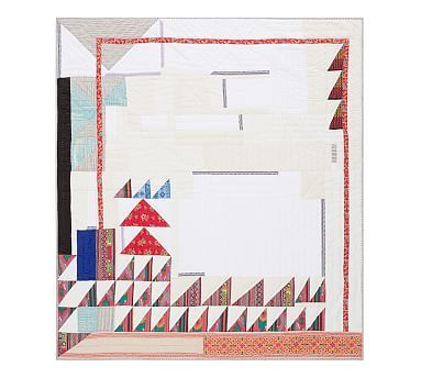 Pauline Boyd Hatchling Quilt Potterybarn Quilts Vintage Textiles