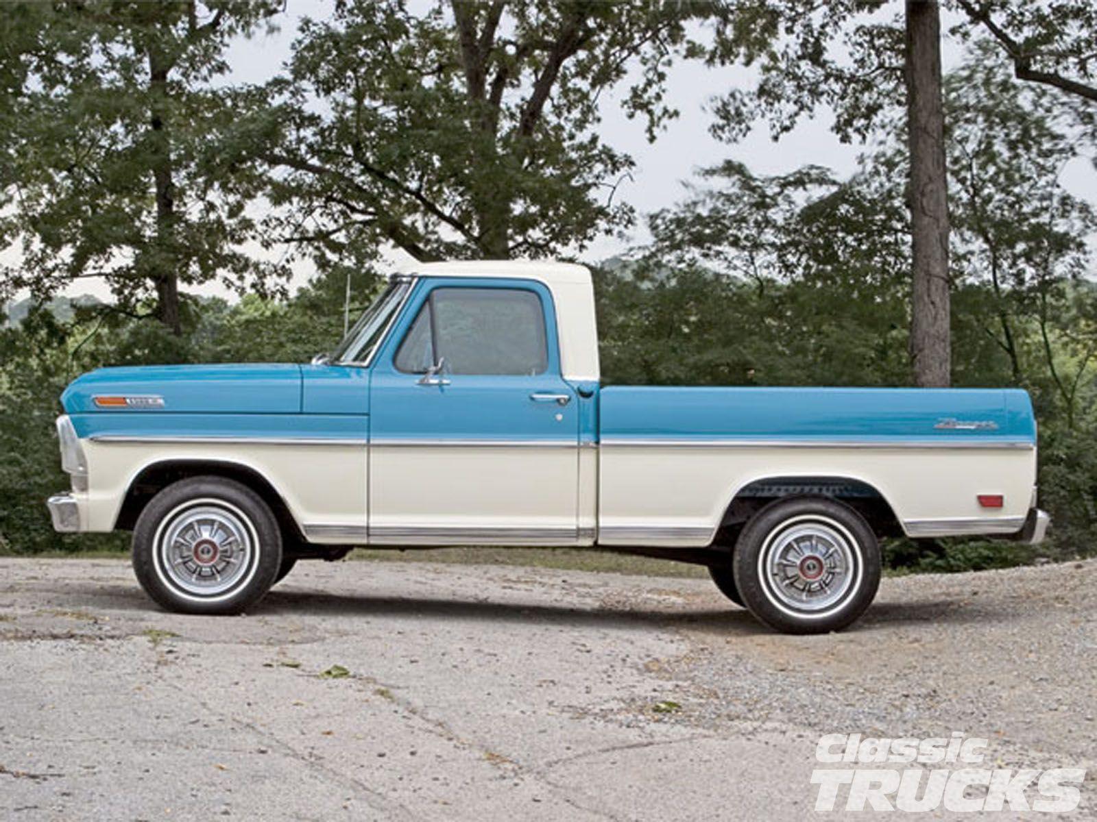 1969 Ford Ranger Google Search Vintage Wreckers Trucks Fav Bronco F100 Old