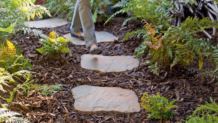 Stepping Stones Heritage Riven Garden Stepping Stones Calder Brown Garden Stepping Stones Stone Garden Paths Garden Paths