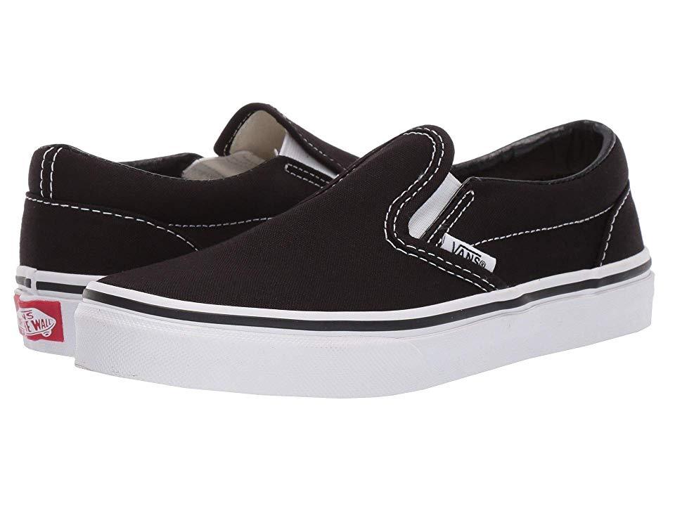 unisex shoe size chart vans