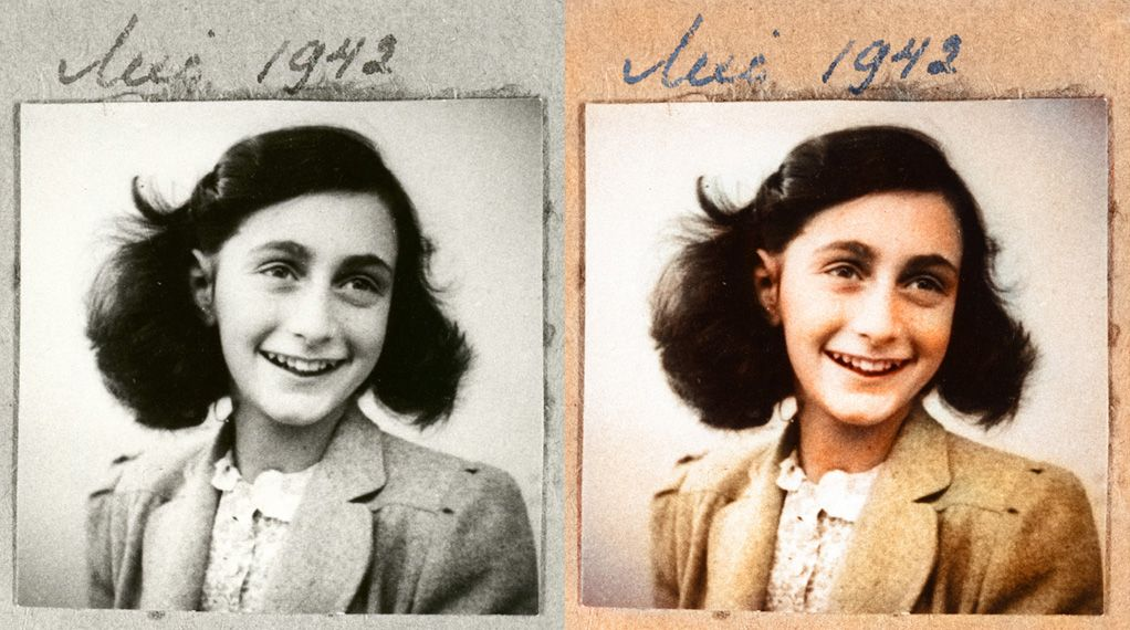 Anne frank ©  I could draw the right one!