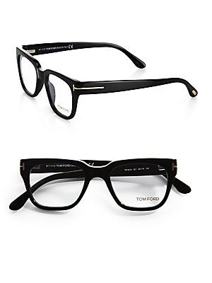 17de2025b3 Tom Ford Eyewear Plastic Optical Frames
