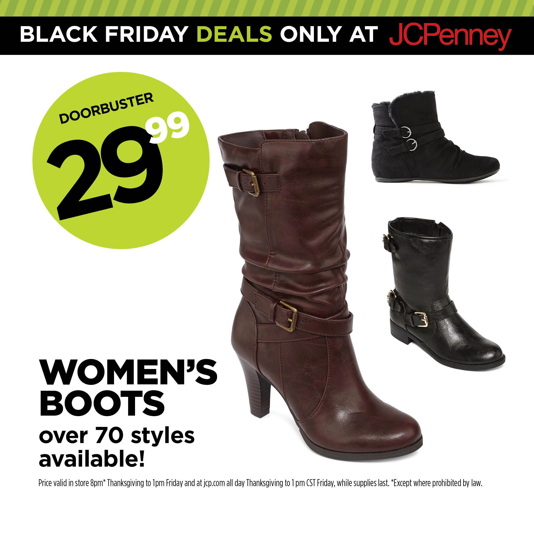 0dade8a7e38 JCPenney Black Friday Deal. Unwrap our biggest savings—like women's ...