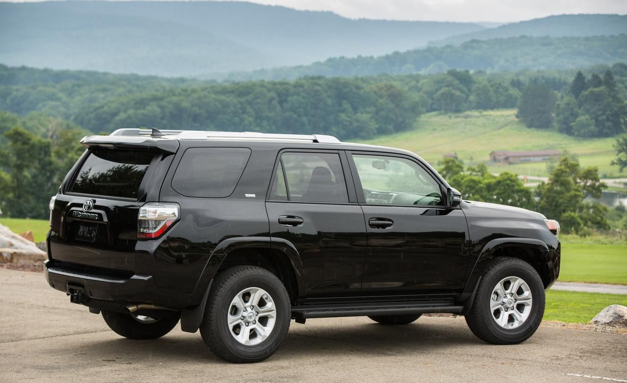 2017 Toyota 4Runner TRD Pro Review http//top2016cars