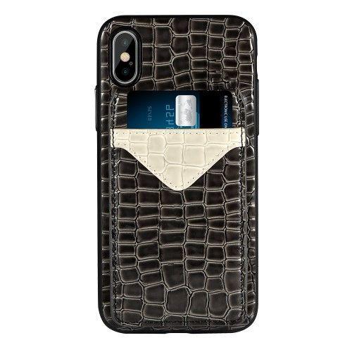 coque croco iphone x