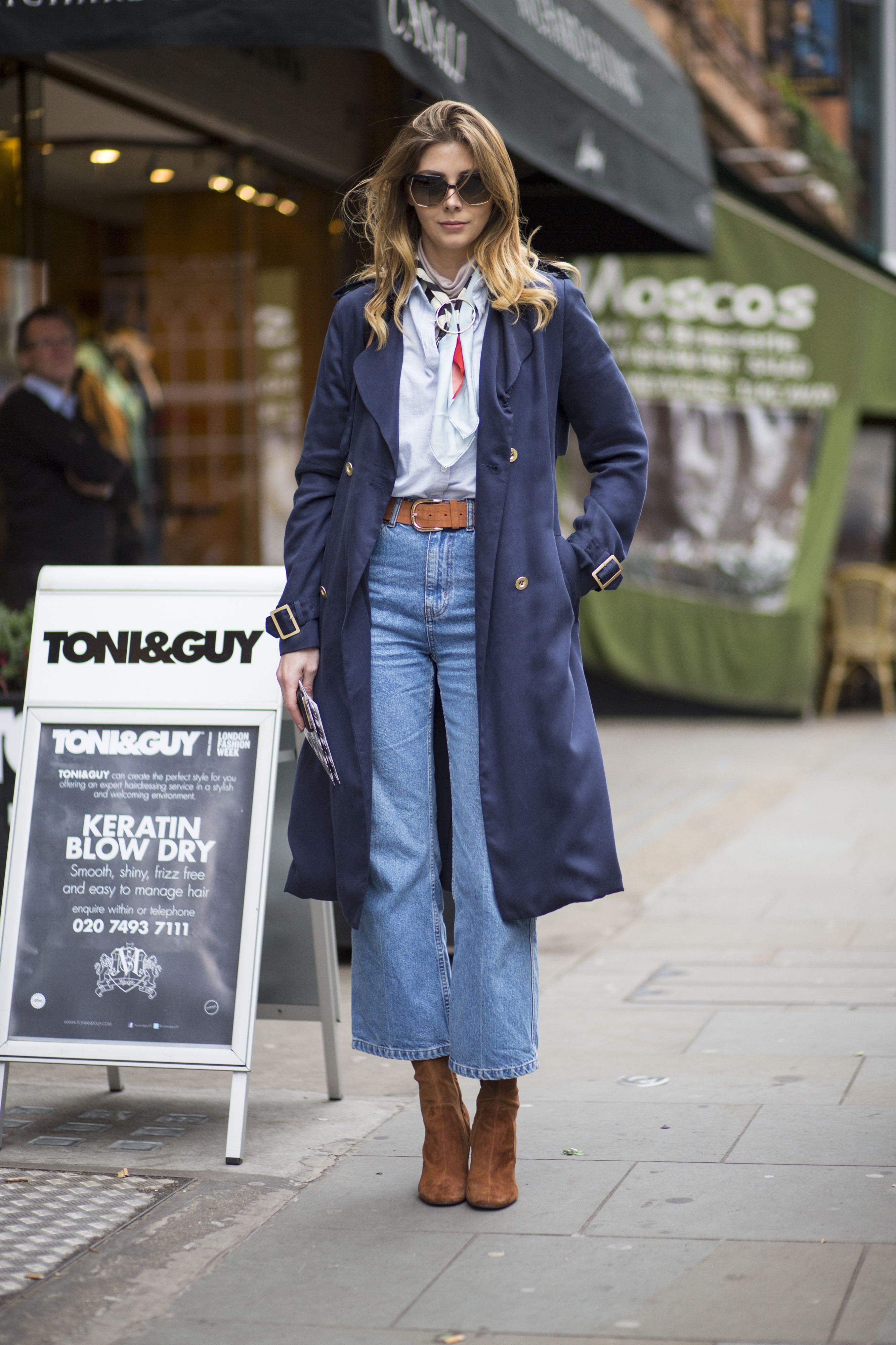 These are MATCHESFASHION.COM's favourite AW16 LFW streetstyle looks.