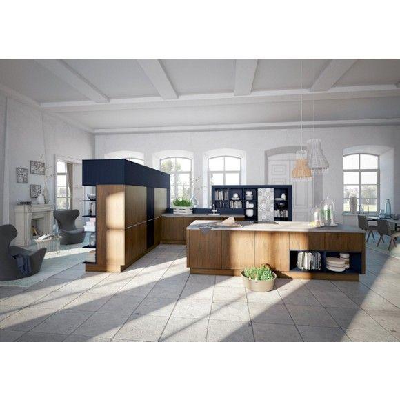 Eine perfekte Komposition für Ihr Schlemmerparadies: Einbauküche von ALNO