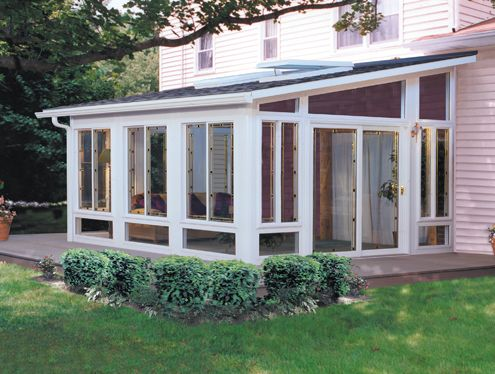 Lovely Sunroom Additions Kits