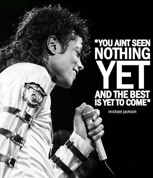 Zitate Michael Jackson