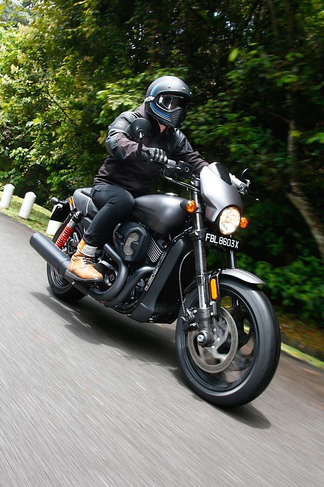 Peachy Review Harley Davidsons All New 2017 Street Rod 750 Pabps2019 Chair Design Images Pabps2019Com